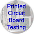 Printed Circuit Board Testing : lead times for most purchased components run as little as 1-2 days; most boards sent for test and repair are turned around in 1-2 weeks.